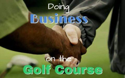 golf business ideas